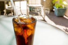 Bebida fría Fotografía de archivo libre de regalías