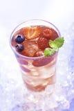Bebida fría del verano Fotografía de archivo libre de regalías