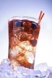 Bebida fría del verano Foto de archivo