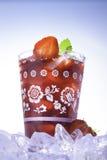 Bebida fría del verano Imagenes de archivo
