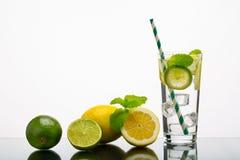 Bebida fr?a foto de archivo libre de regalías