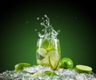 Bebida fresca imágenes de archivo libres de regalías