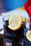 Bebida fresca Foto de archivo libre de regalías