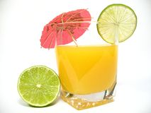 Bebida fresca Fotografia de Stock Royalty Free