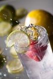 Bebida fresca Imagenes de archivo