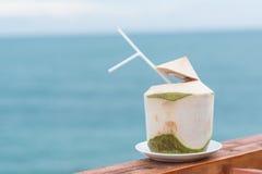 Bebida fresca da água potável quente Imagens de Stock Royalty Free