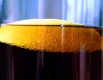 Bebida fresca de la rebanada del limón fotografía de archivo libre de regalías