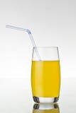 Bebida fresca del icetea Foto de archivo