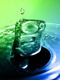 Bebida fria imagens de stock royalty free