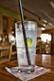 Bebida fria alta Imagem de Stock Royalty Free