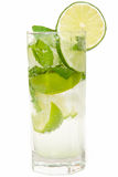 Bebida fria de Mojito Imagens de Stock Royalty Free