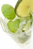 Bebida fria de Mojito Imagens de Stock