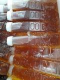 Bebida herbaria Foto de archivo