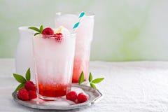 Bebida italiana de la soda imagen de archivo libre de regalías
