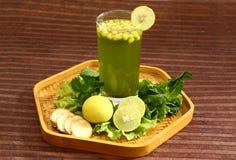 Bebida Jaljeera ou Jaljira do verão indiano fotografia de stock royalty free