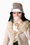 Bebida a la buena salud fotografía de archivo