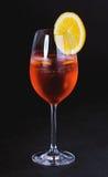 Bebida mezclada imagen de archivo