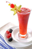 Bebida misturada de refrescamento Fotografia de Stock Royalty Free