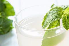Bebida não alcoólica do citrino fresco Fotos de Stock Royalty Free