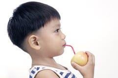 Bebida nutritiva Imágenes de archivo libres de regalías