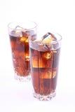 Bebida para dos Fotografía de archivo libre de regalías