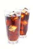 Bebida para dos Fotos de archivo libres de regalías