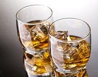 Bebida que se calienta Imagen de archivo