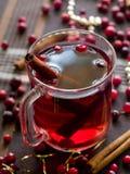 Bebida quente Imagem de Stock Royalty Free