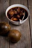 Bebida refrigerando de Luo Han Guo Herbal Imagem de Stock Royalty Free
