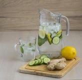 Bebida refrigerando fresca Imagem de Stock
