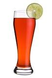 Bebida roja Fotografía de archivo