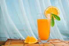 Bebida sana por la mañana Fotografía de archivo libre de regalías