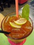 Bebida tailandesa foto de stock