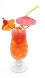 Bebida tropical fotografia de stock royalty free