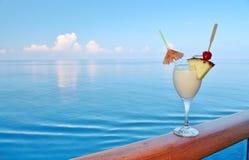Bebida tropical Foto de archivo libre de regalías