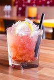 Bebida vermelha Fotos de Stock