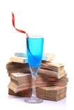 Bebida y dinero