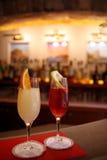 Bebidas Imagem de Stock Royalty Free