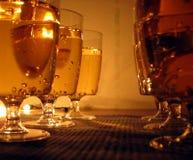 Bebidas Fotografía de archivo libre de regalías