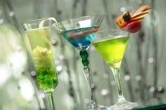 Bebidas Fotos de archivo