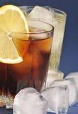 Bebidas com gelo Imagens de Stock