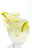 Bebidas con sabor a fruta foto de archivo