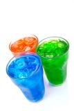 Bebidas da soda imagem de stock