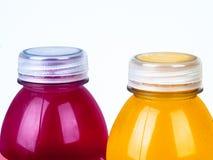 Bebidas de la energía Imagen de archivo libre de regalías