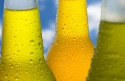 Bebidas del frío Imagen de archivo libre de regalías