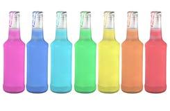 Bebidas del frío Imágenes de archivo libres de regalías