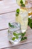 Bebidas del frío Fotos de archivo libres de regalías