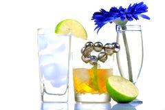 Bebidas del partido Fotos de archivo libres de regalías
