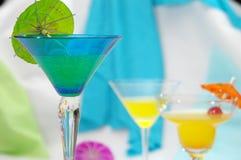 Bebidas del verano Imagen de archivo