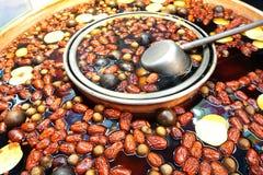 Bebidas do chinês tradicional Imagens de Stock Royalty Free